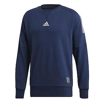 2019-2020 Real Madrid Adidas Seasonal Special Sweatshirt (Navy)