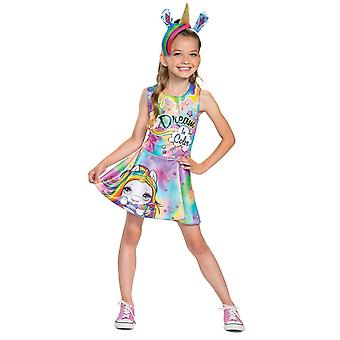 Poopsie Unicorn Rainbow Child Costume - Poopsie Slime Surprise