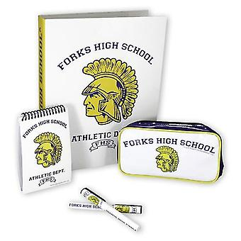 Twilight New Moon Stationery Set FHS Athletic Department