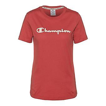 T-shirt Champion Crewneck 112019RS050 universel toute l'année femmes t-shirt