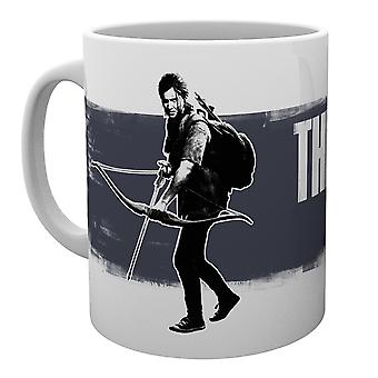 The Last of Us Part II Archer Mug