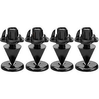 Monacor SPS-10/SC Speaker spikes 4 pc (s)