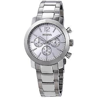 Bulova 96A167 Classic Men's Chronograph Wristwatch