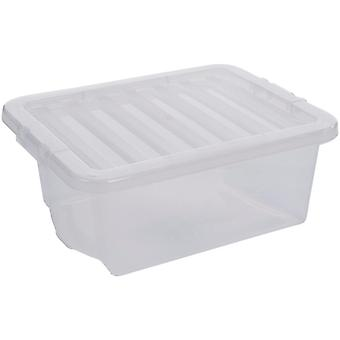 Wham Crystal Storage Box with Lid