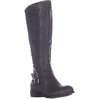 Style & Co. Womens Milah amande Toe Knee High Fashion bottes