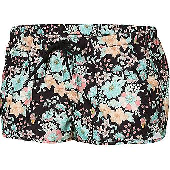 ONeill Ruby Short Board Shorts in Pink Aop W/Black