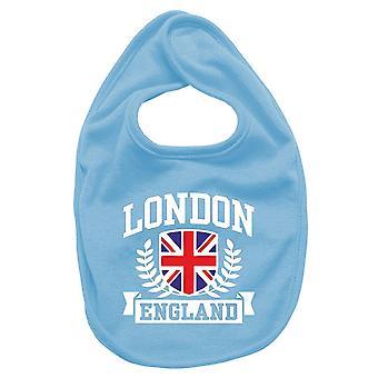 Bavaglino neonato turchese dec0491 london england