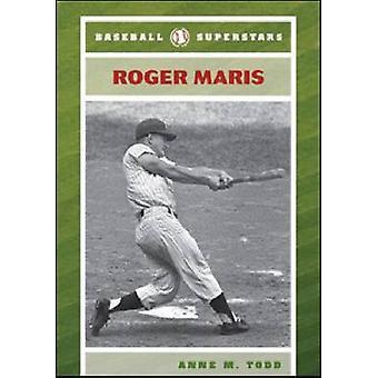 Roger Maris de Anne M. Todd - Book 9780791097342
