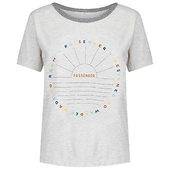 Passenger offset tee shirt