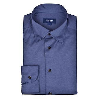 Eton Contemporary Shirt Blue