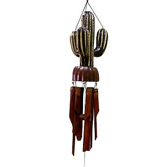 Cactus Bamboo Wind Chime