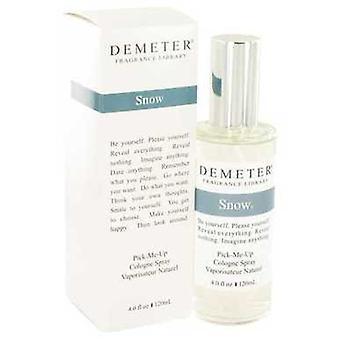 Déméter la neige par Demeter Cologne Spray 4 Oz (femmes) V728-430658