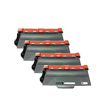 TN-3340 Premium Generic Laser Cartridge (Set of 4)