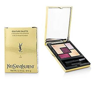 Yves Saint Laurent Couture Palette (5 Color Ready To Wear) #09 (amour/rose Baby Doll) 5g/0.18oz
