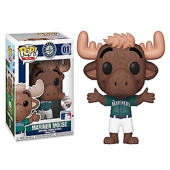 MLB Mariner Moose Pop! Vinyl