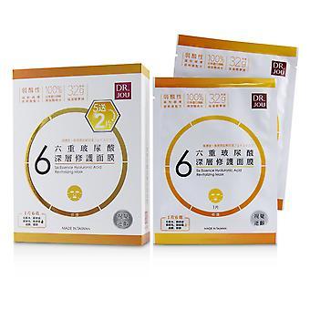 Six essence hyaluronic acid revitalizing mask 232061 7pcs