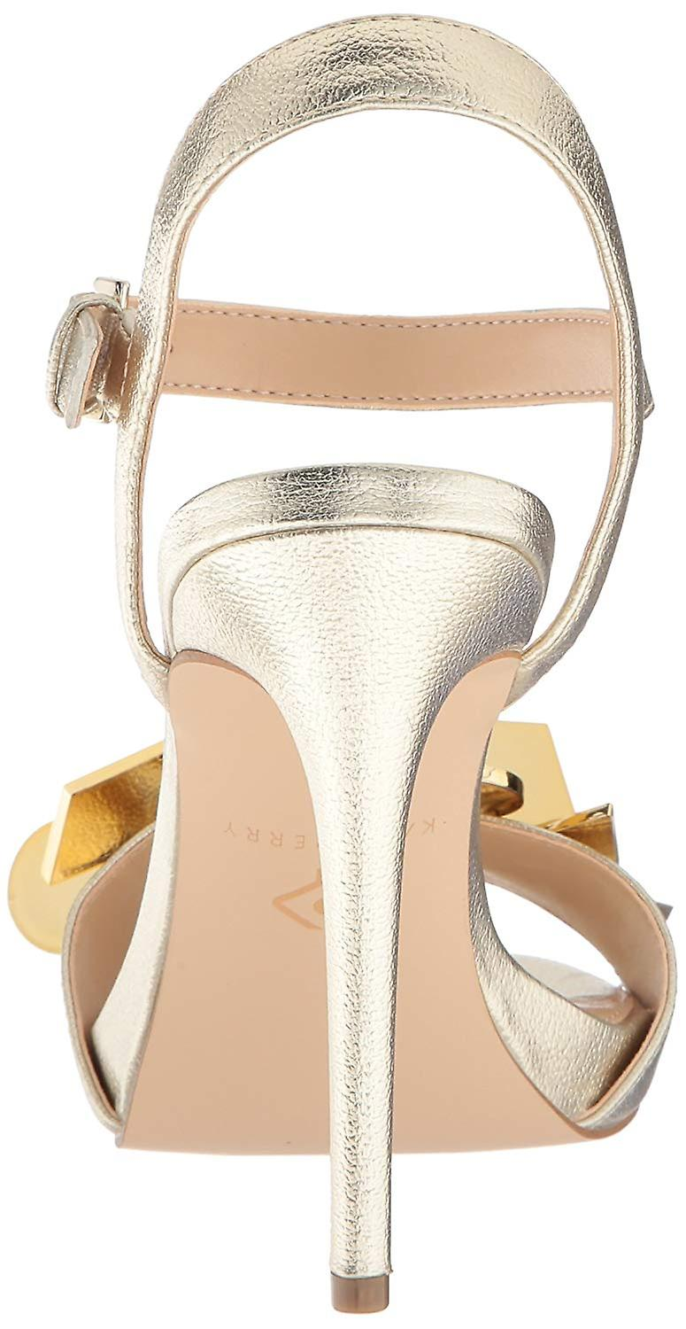 Katy Perry Donne Kelsi Peep Toe Special Occasione Slingback Sandals