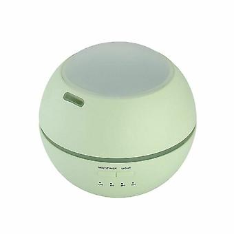 Humidifier and night light-green
