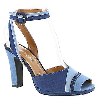 J. Renee Womens Kinnon Peep Toe Special Occasion Ankle Strap Sandals