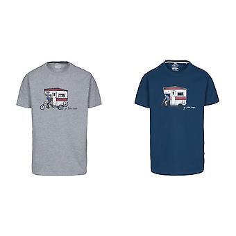 הסגת גבול תחתוני גברים גיבסון השני חולצת טי