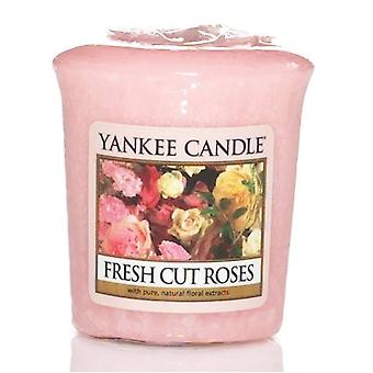 Yankee Candle Votive Sampler Fresh Cut Roses
