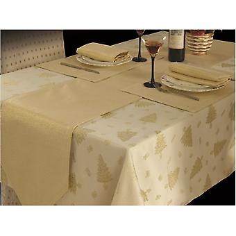 Gold Shimmer Placemats
