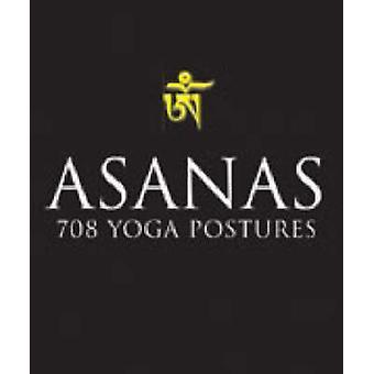 Asanas - 708 Yoga Postures by Dharma Mittra - 9781577314028 Book