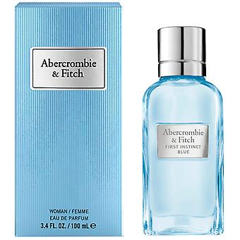 Abercrombie & Fitch Eau de Parfum Første Instinkt Blå kvinne
