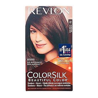 Dye No Ammonia Colorsilk Revlon Brown