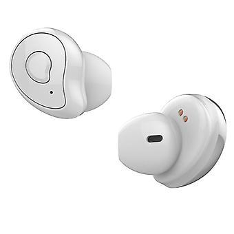 Se-6 draadloze muziek dual bluetooth 5.0 tws oortelefoon stereo bas digitaal scherm met oplaadcase