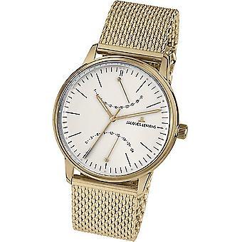 Jacques Lemans - Wristwatch - Men - Retro Classic - - N-218G