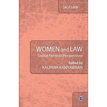 Women and Law Critical Feminist Perspectives by LTD & SAGE PUBLICATIONS PVT