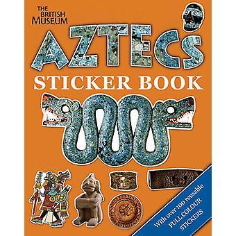 Aztecs Sticker Book by Susan Raikes - 9780714131368 Book
