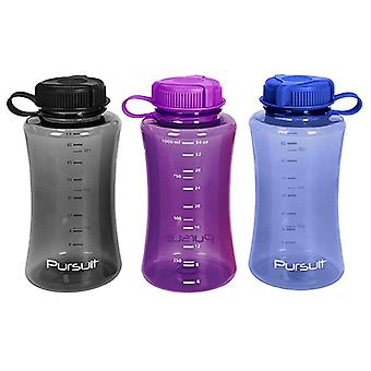 Wide Neck Water Bottle 1L