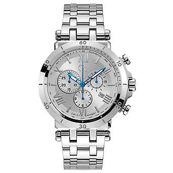 Gc Guess Collection Y44004g1mf Insider Men's Watch 44 Mm