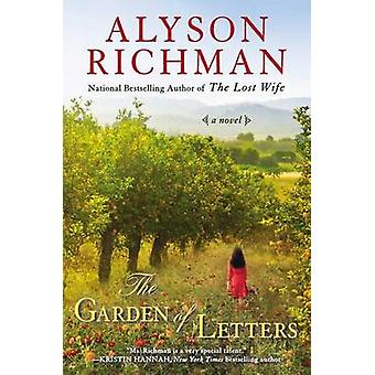 The Garden of Letters by Alyson Richman - 9780425266250 Book