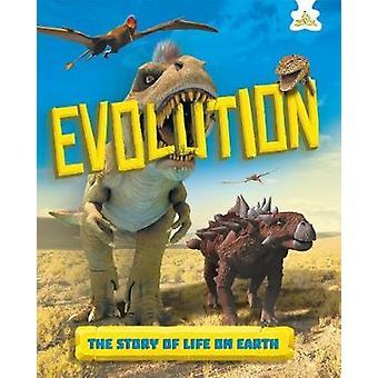 Evolution by Matthew Rake - 9781910684245 Book