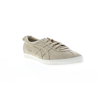 Onitsuka Tiger Mexico Delegation  Mens Beige Low Top Sneakers Shoes
