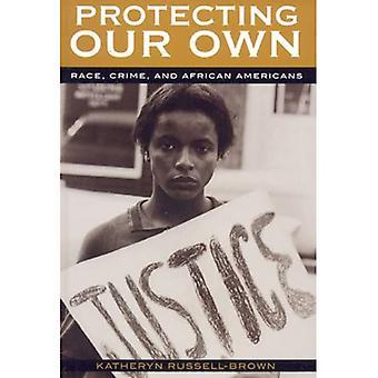 Ochrona własnych: Race, przestępczości i Afroamerykanie (perspektyw na wielorasowe Ameryka)