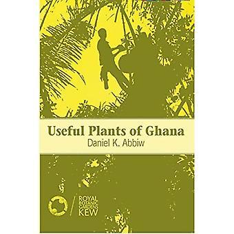 Plantes utiles du Ghana