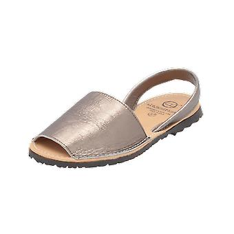 Alejandrina's Capri Women's Loafer Gold Slip-Ons Business Shoes