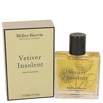 Miller Harris Vetiver Insolent Eau De Parfum Spray 50ml/1.7oz
