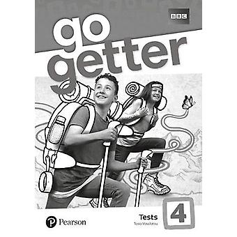GoGetter 4 Test Book - 9781292179742 Book