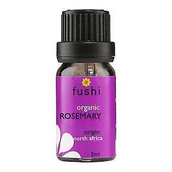 Fushi Wellbeing Organic Rosemary (Cineole) Oil 5ml (F0010232)