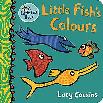 Little Fish's Colours by Lucy Cousins - 9781406381801 Book