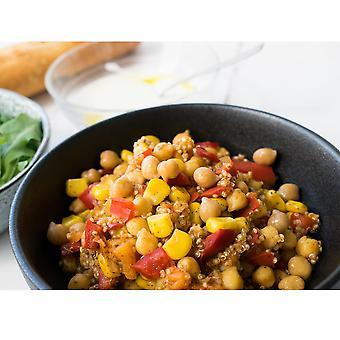 Greens Cuisin Easy Frozen Duo of Quinoa & Chickpeas