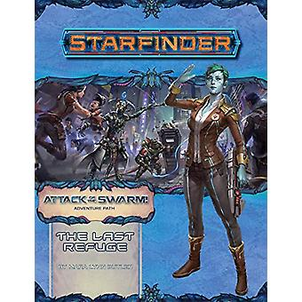 Starfinder Adventure Path - The Last Refuge (Attack of the Swarm 2 of