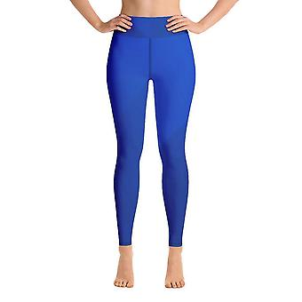 Leggings da allenamento | leggings yoga | sfumature in blu scuro