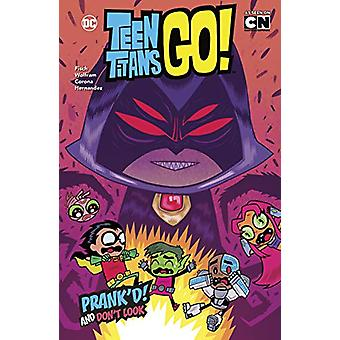 DC Teen Titans Go! Pack A de 6 par Sholly Fisch - 9781474773348 Livre