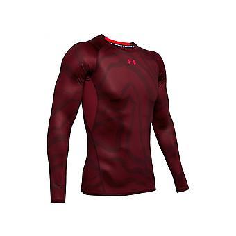 アンダーアーマーヒートギアアーマー1345721615ランニングオールイヤーメンズTシャツ